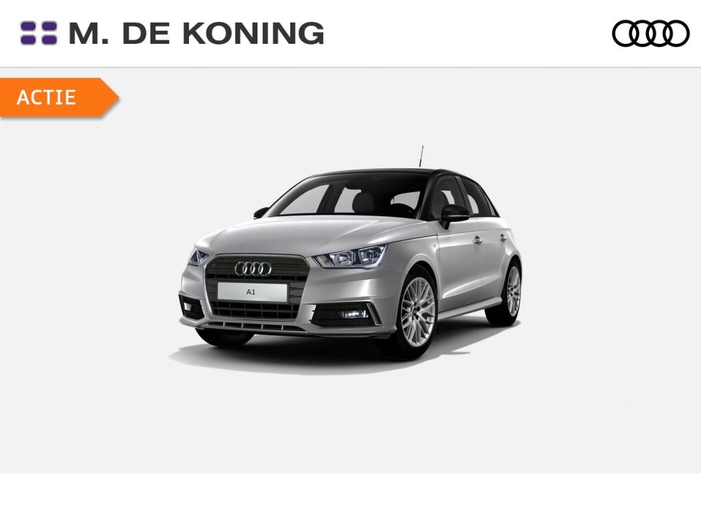Audi A1 Sportback adrenalin 1.0tfsi/95pk · cruise control · lichtpakket · audio installatie