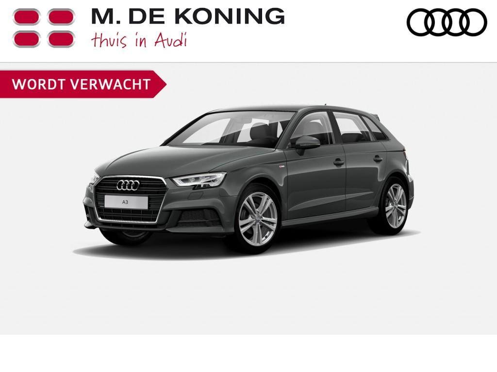 Audi A3 Sportback s line edition 1.0tfsi/116pk · cruise control · navi · sportstoelen
