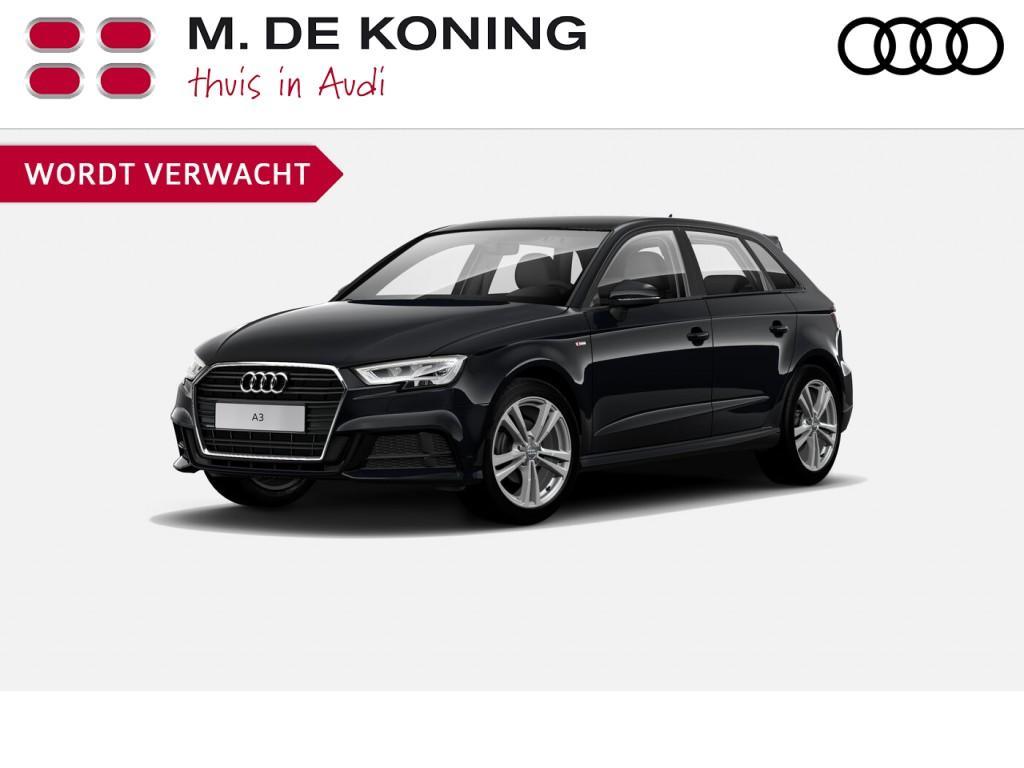 Audi A3 Sportback s line edition 1.0tfsi/116pk · cruise control · parkeersensoren · navigatiesysteem