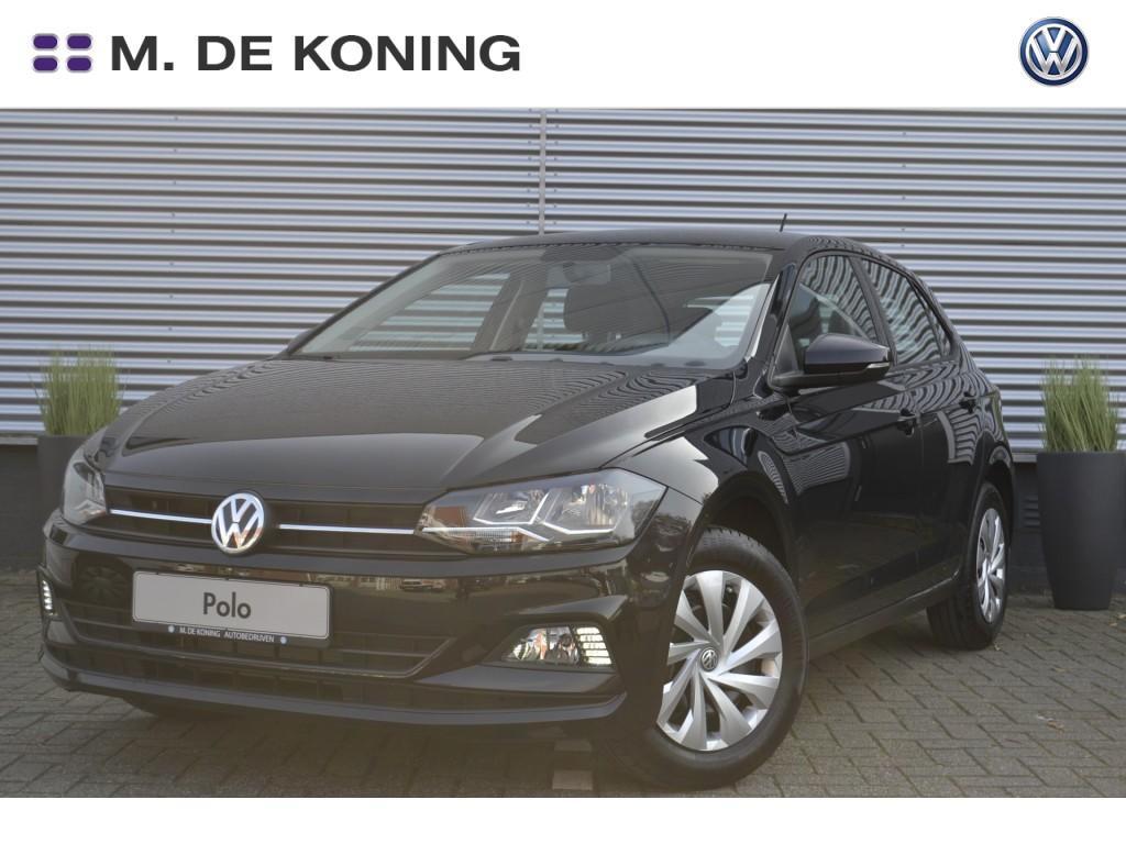 Volkswagen Polo Comfortline 1.0tsi/75pk · nieuwe polo · cruise control