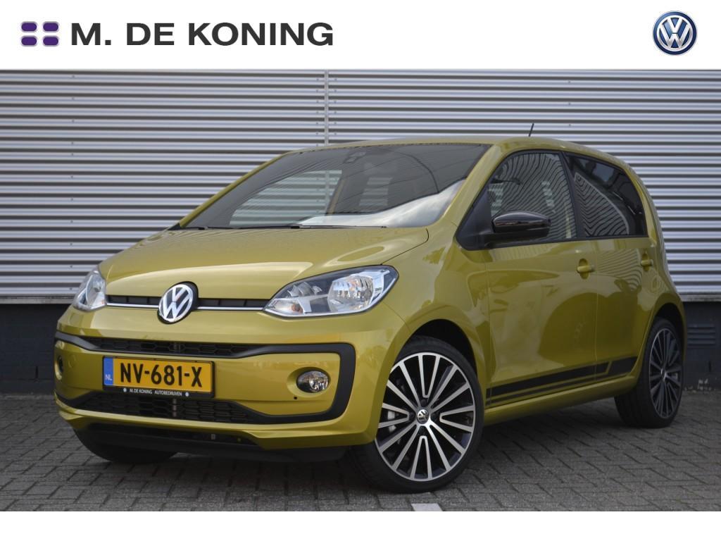 Volkswagen Up! High up! 1.0/60pk · cruise control · airco · parkeersensoren