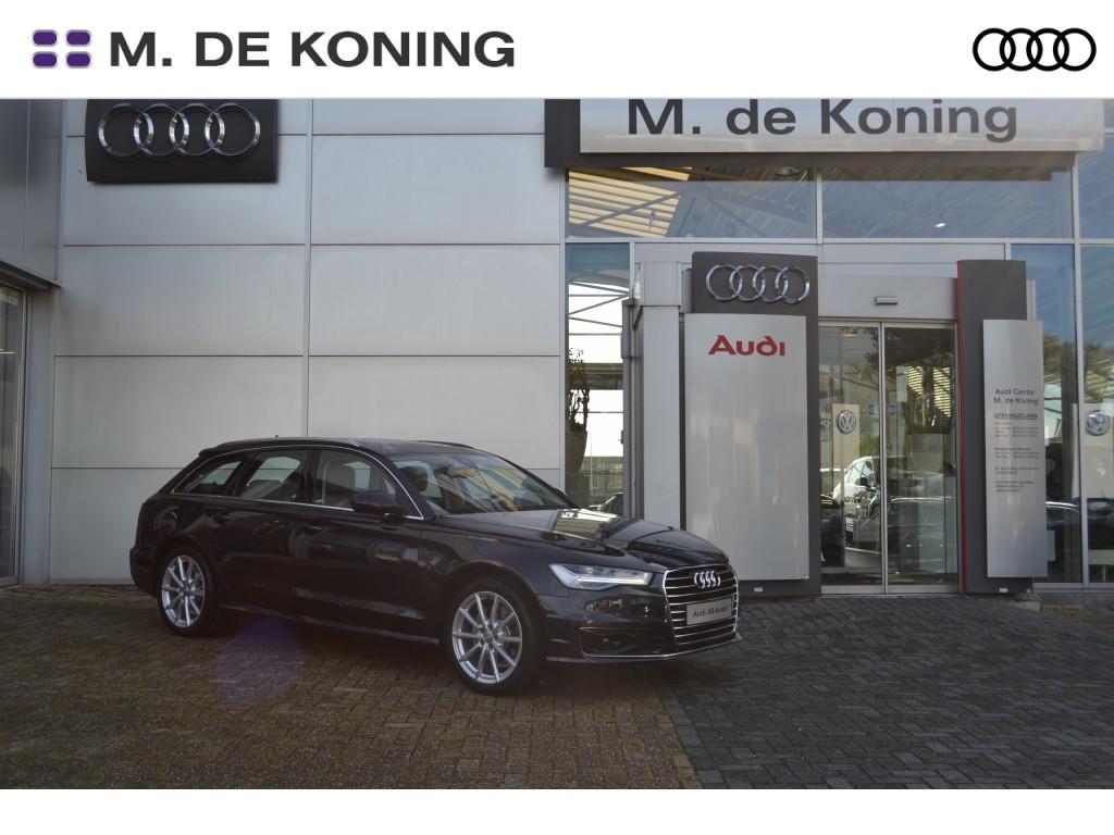 Audi A6 Avant ultra premium edition  2.0tdi/190pk · achteruitrijcamera · panoramadak · sportstoelen