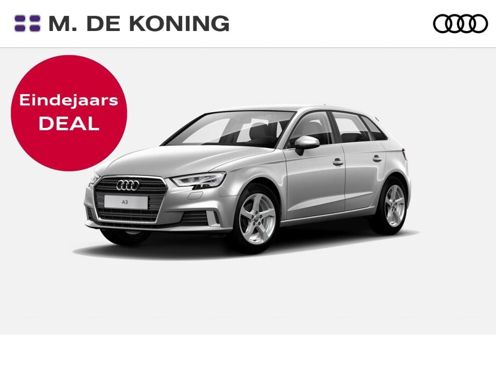 Audi A3 Sportback 1.0tfsi/115pk sport lease edition