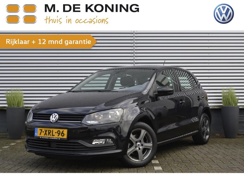 "Volkswagen Polo 1.2 tsi trendline 90pk 5d airco, stoelverwarming, 15""lm"