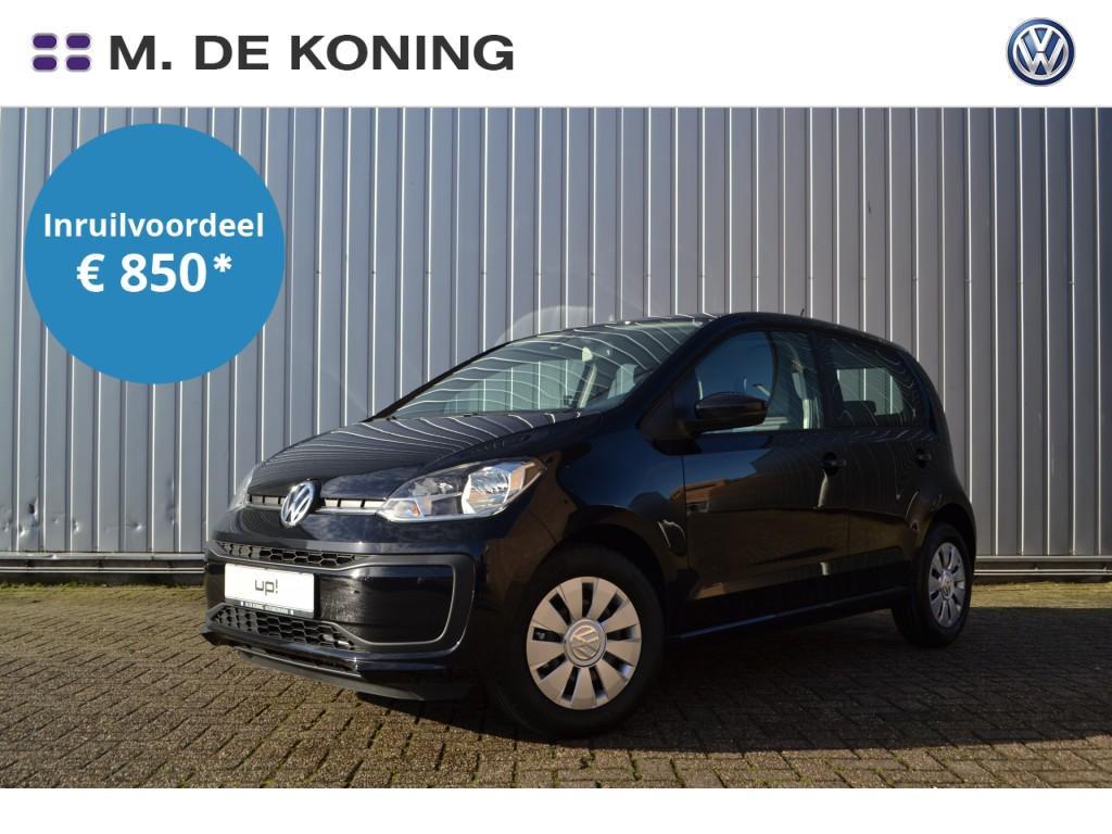 Volkswagen Up! Move up! 1.0/60pk · dab+ radio · airco · elektrische ramen