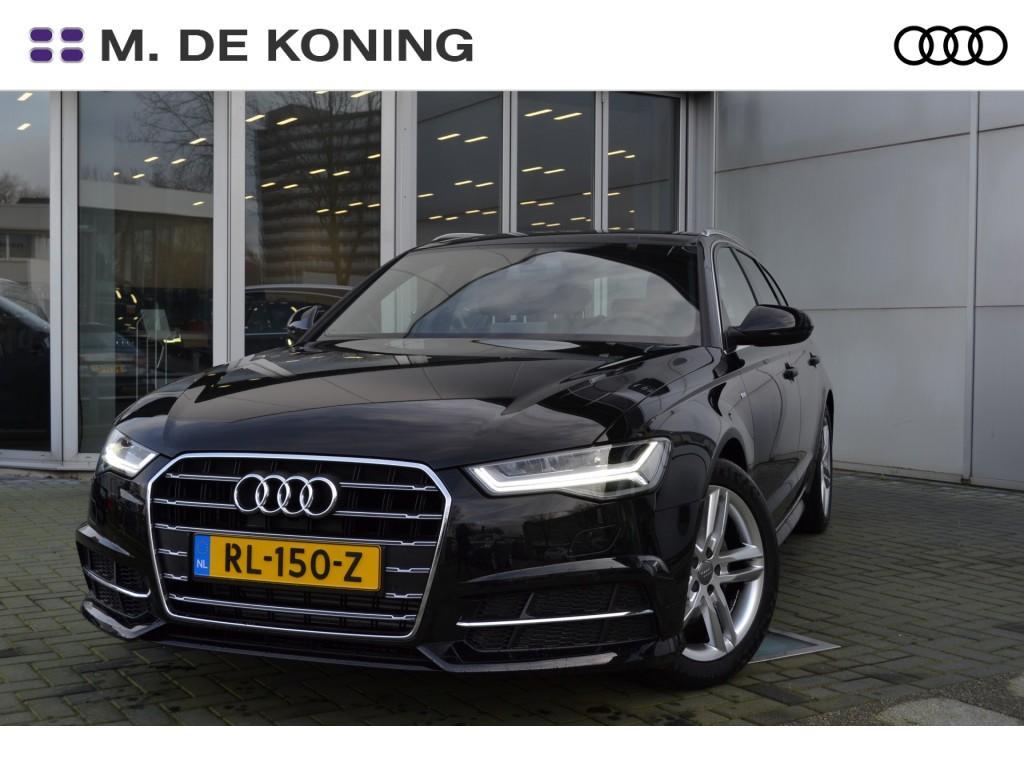 Audi A6 Avant s-line edition 1.8tfsi/190pk · navigatie · cruise control · led koplampen