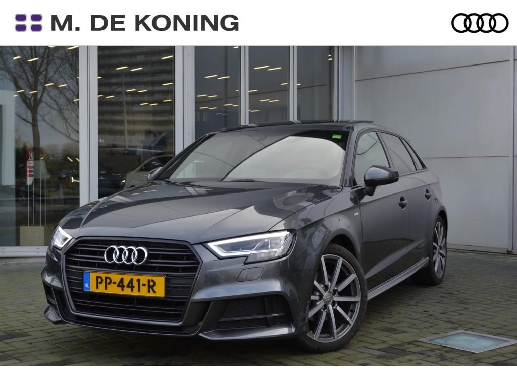 Audi A3 Sportback s-line edition 1.5tfsi/150pk · b&o soundsystem · led koplampen · virtual cockpit