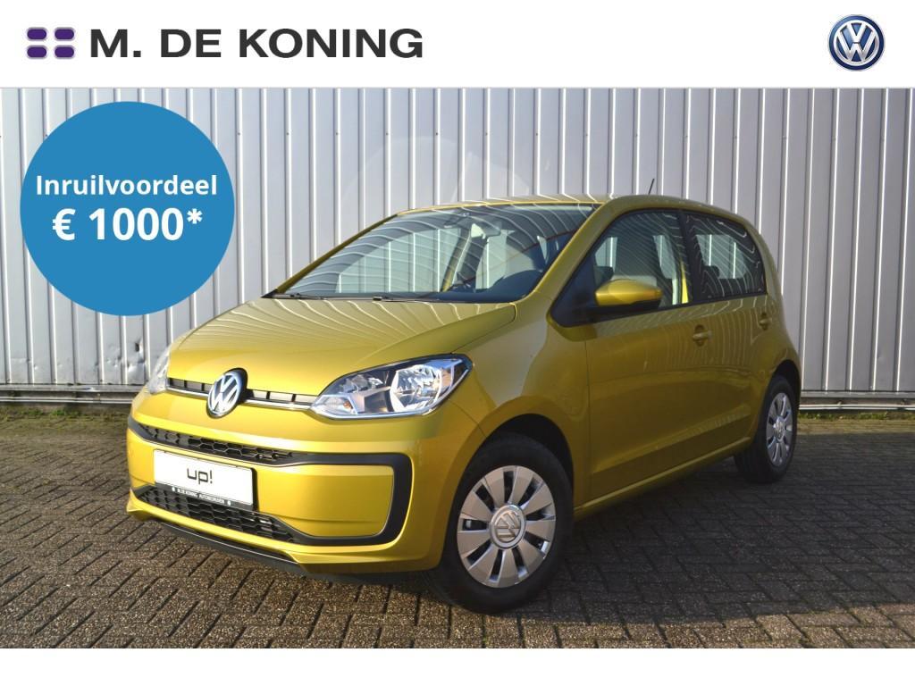 Volkswagen Up! Move up! 1.0/60pk · hill hold · dab+ radio · led dagrijverlichting