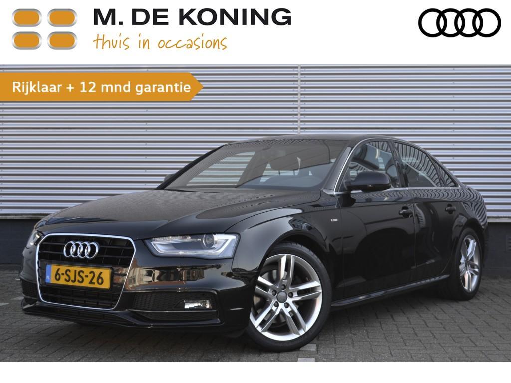 "Audi A4 1.8 tfsi pro line s navigatie, xenon, cruise control, pdc, 18""lm"