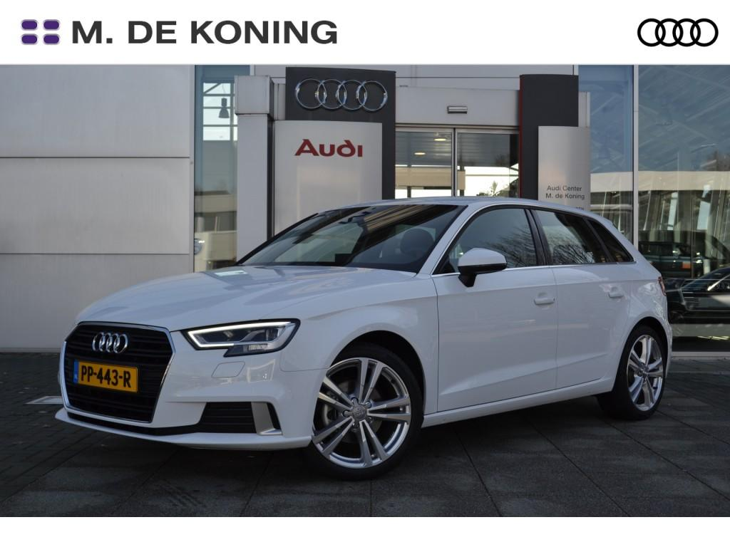 Audi A3 Sportback sport lease edition 1.0tfsi/116pk s-tronic automaat