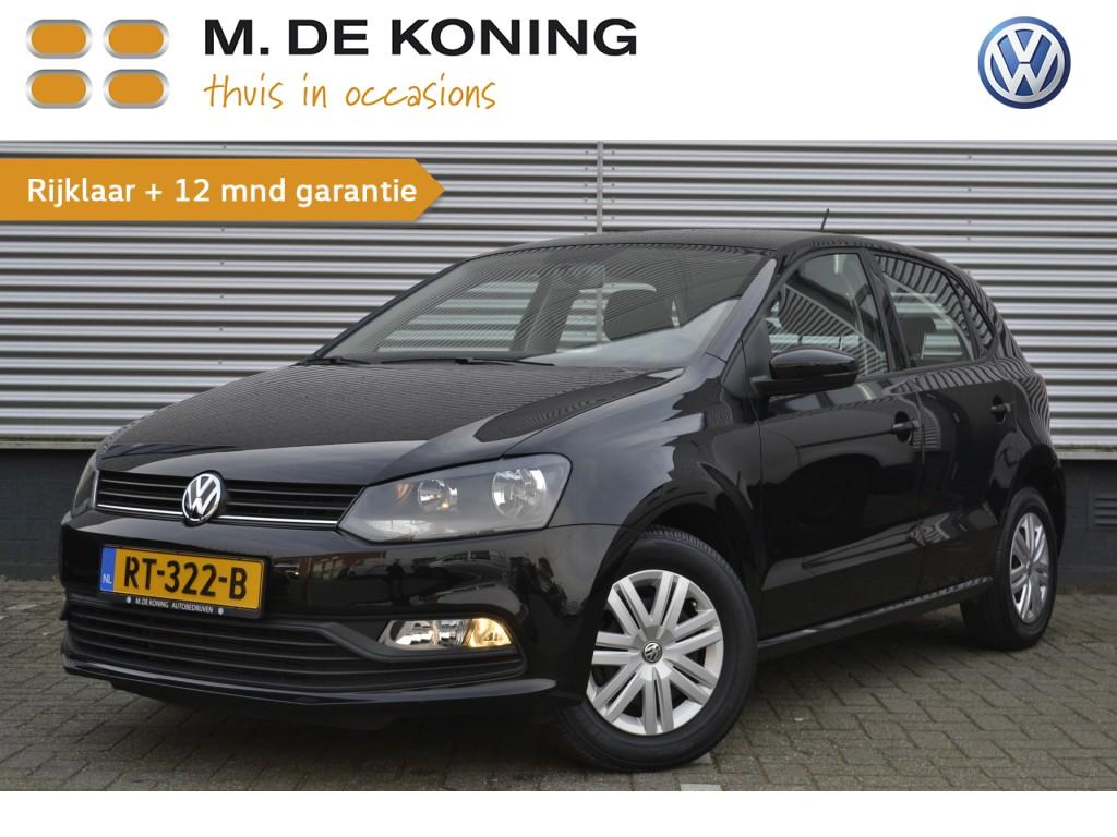 Volkswagen Polo 1.0 edition 75pk 5d connect