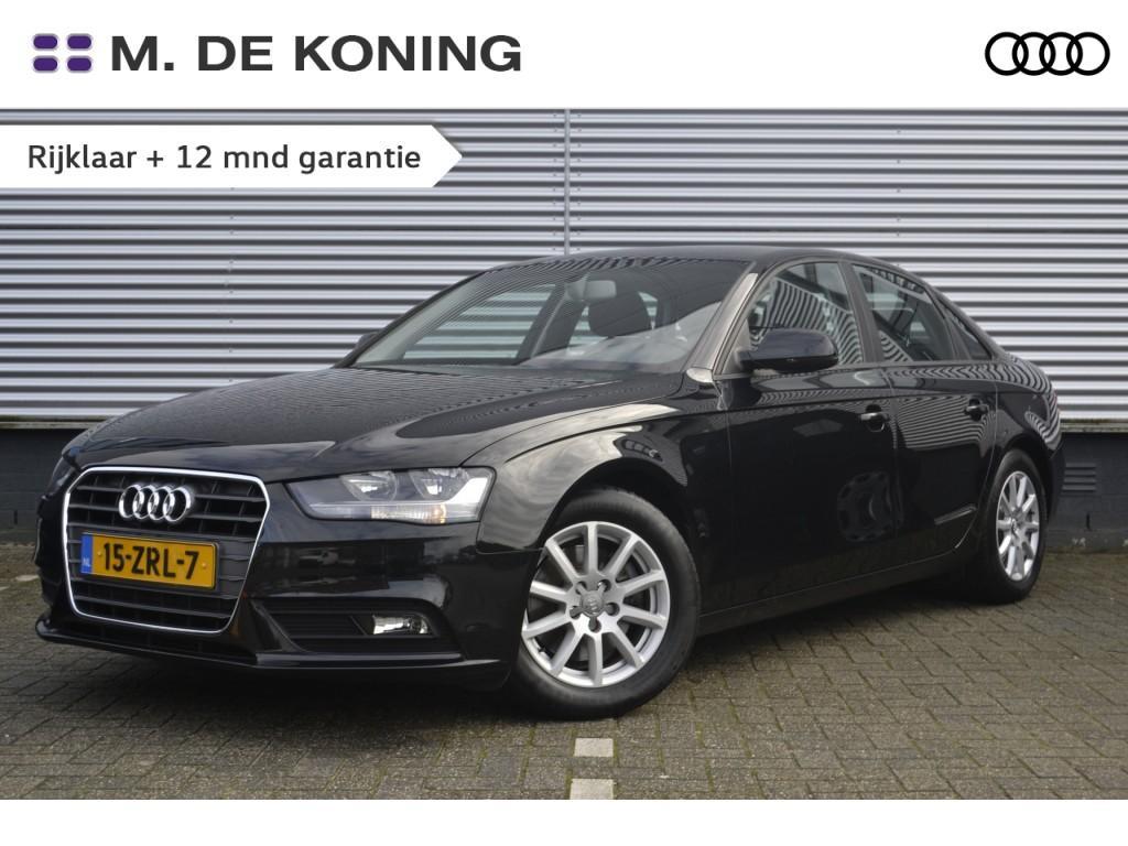 "Audi A4 2.0 tdie pro line business · navigatie · cruise control · 16""lm"