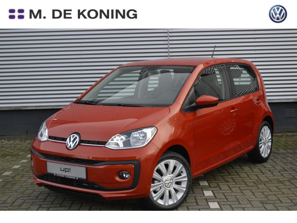 Volkswagen Up! 1.0 bmt high up! · airco · cruise control · parkeersensoren