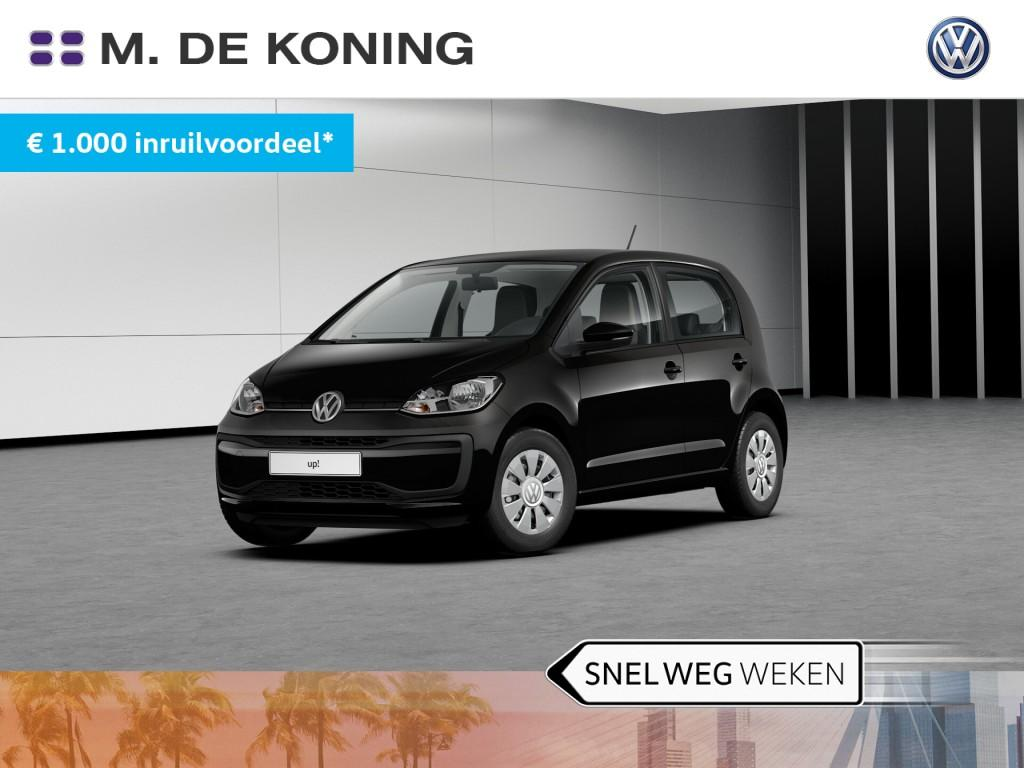 Volkswagen Up! 1.0/60pk move up! · airco · dab+ radio · warmtewerend glas