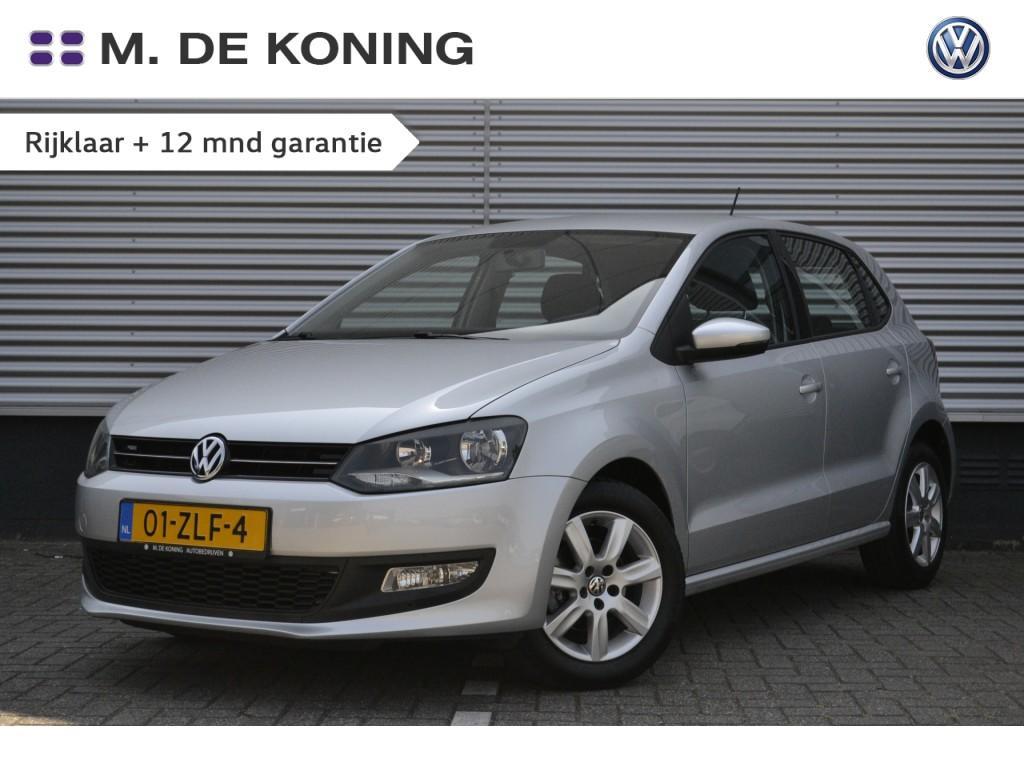 "Volkswagen Polo 1.2tsi/90pk comfortline executive · airco · cruise control · 15""lm"