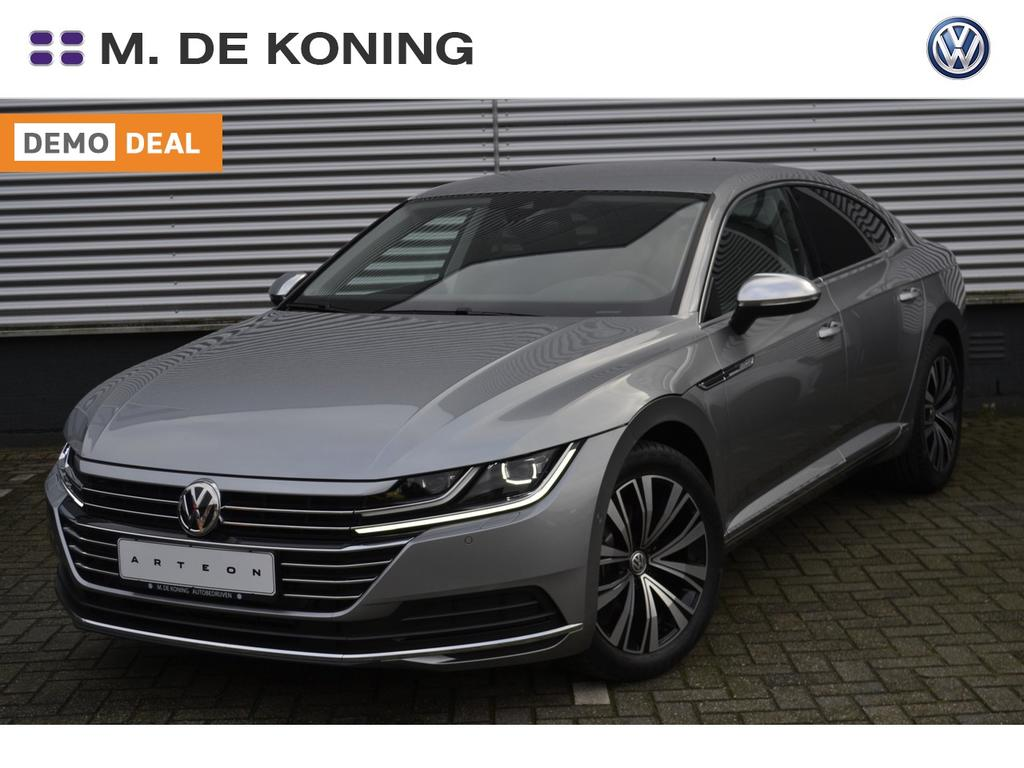 "Volkswagen Arteon Elegance business 2.0tdi/150pk · dab+ · adaptive cruise control · 19""lm velgen"