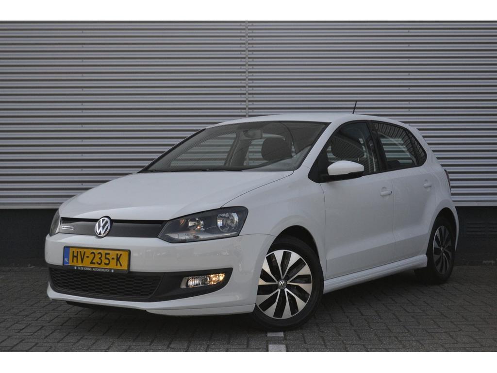 Volkswagen Polo 1.0tsi/95pk edition · navigatie · cruise control · airco