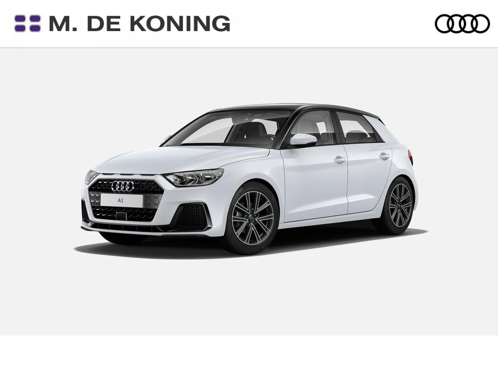 Audi A1 Sportback 30tfsi/116pk epic · airconditioning volautomatisch · virtual cockpit · connected services