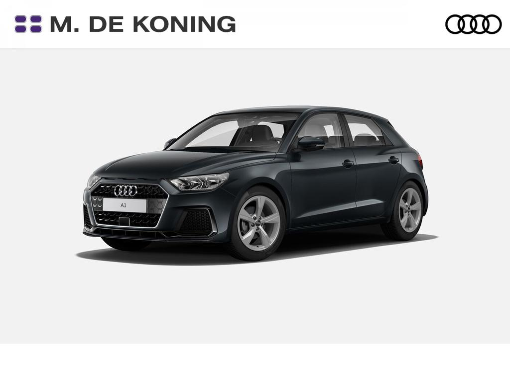 Audi A1 Sportback 30tfsi/116pk epic · virtual cockpit · airconditioning volautomatisch · connected services