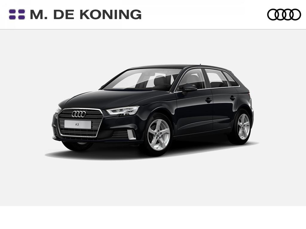 Audi A3 Sportback 30tfsi/116pk s-tronic automaat lease edition · hold assist · sportstoelen · automatische airconditioning