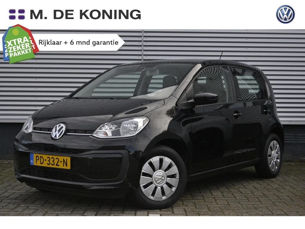 Volkswagen Up! 1.0/60pk move up executive · airco · dab ·