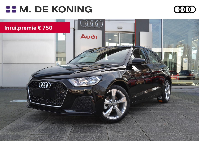 Audi A1 Sportback 30tfsi/116pk s-tronic automaat epic · volautomatische airco · sportstoelen voor · led achterlichten