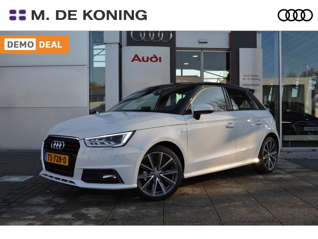 Audi A1 Sportback 1.0 tfsi advance sport