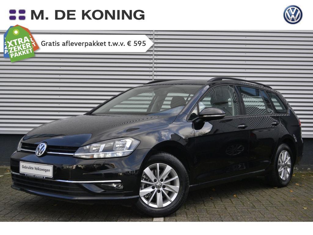 Volkswagen Golf Variant 1.4tsi/126pk comfortline dsg · ad.cruise control · navigatie · stoelverwarming