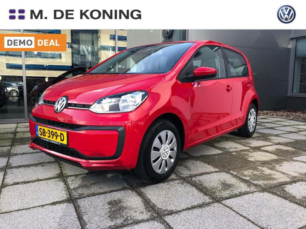 Volkswagen Up! Volkswagen up! 1.0/60pk move up executive · dab · airco ·