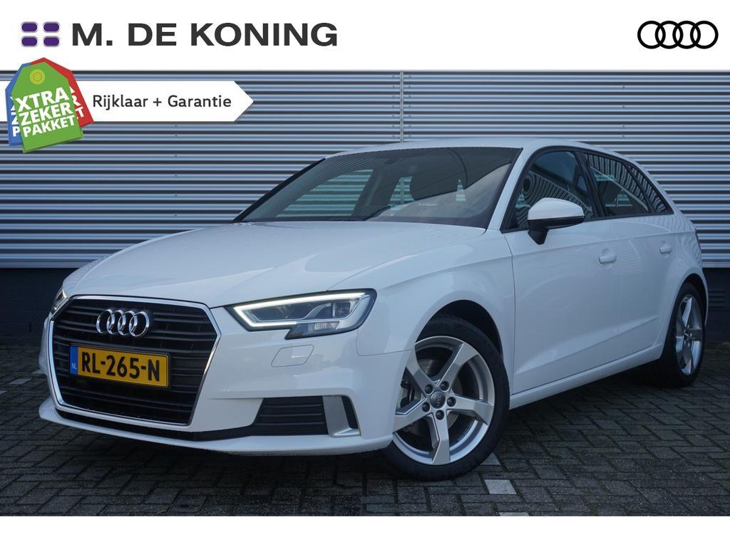 Audi A3 Sportback sportback 1.5tfsi/150pk cod sport lease edition · led · drive select · parkeersensoren