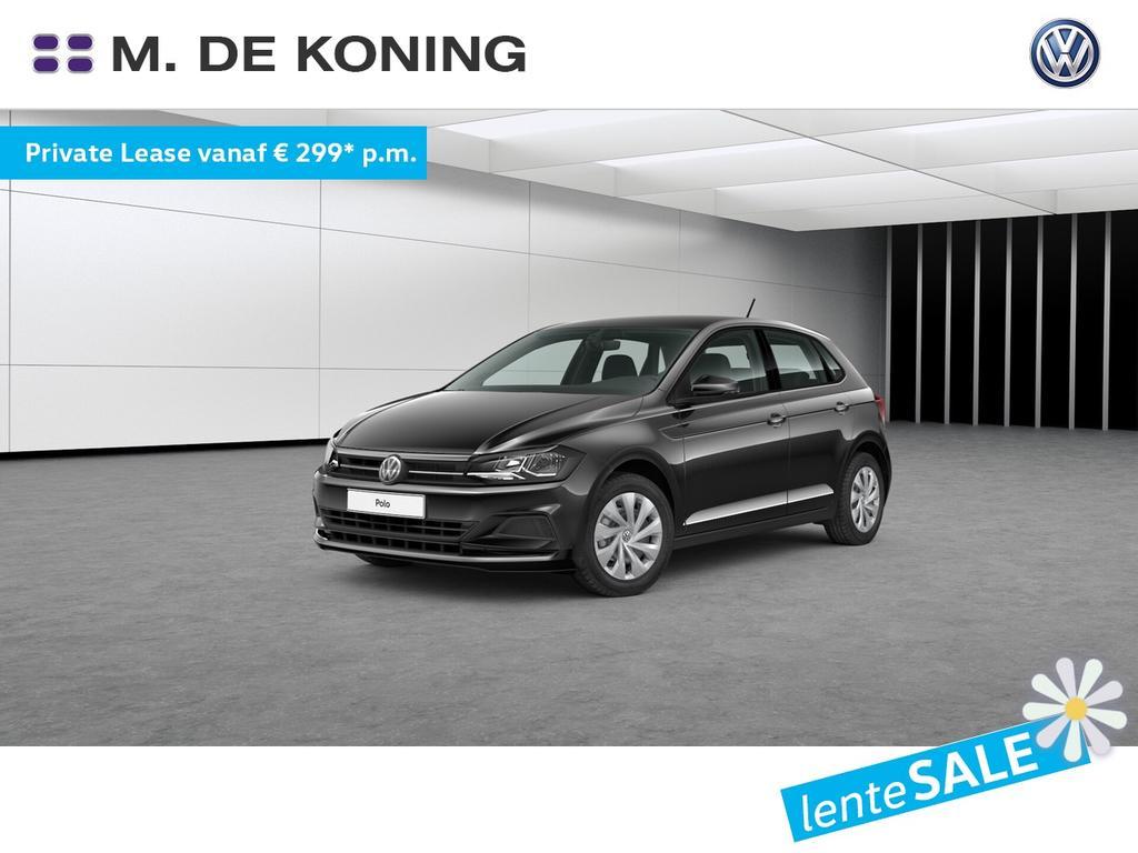 Volkswagen Polo 1.0tsi/95pk dsg automaat comfortline · active info display · sportstoelen · led achterlichten