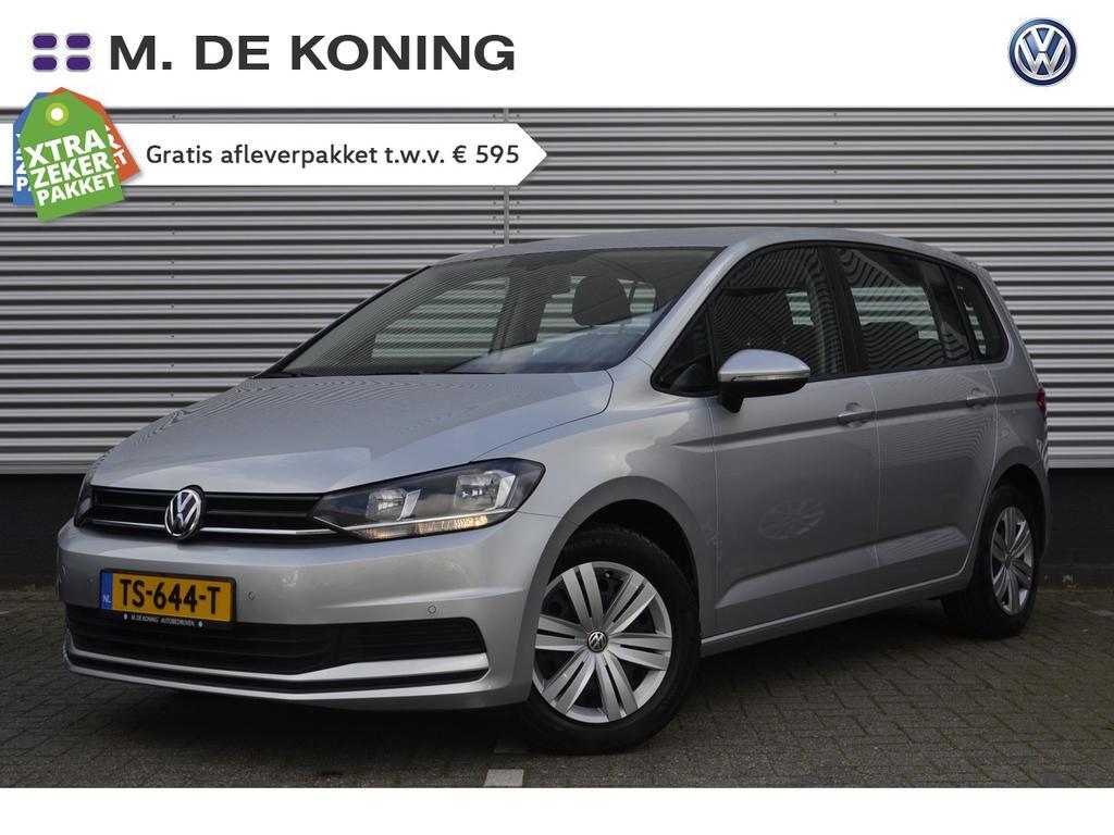 Volkswagen Touran 1.2tsi/111pk executive 7p · navigatie · cruise control · parkeersensoren