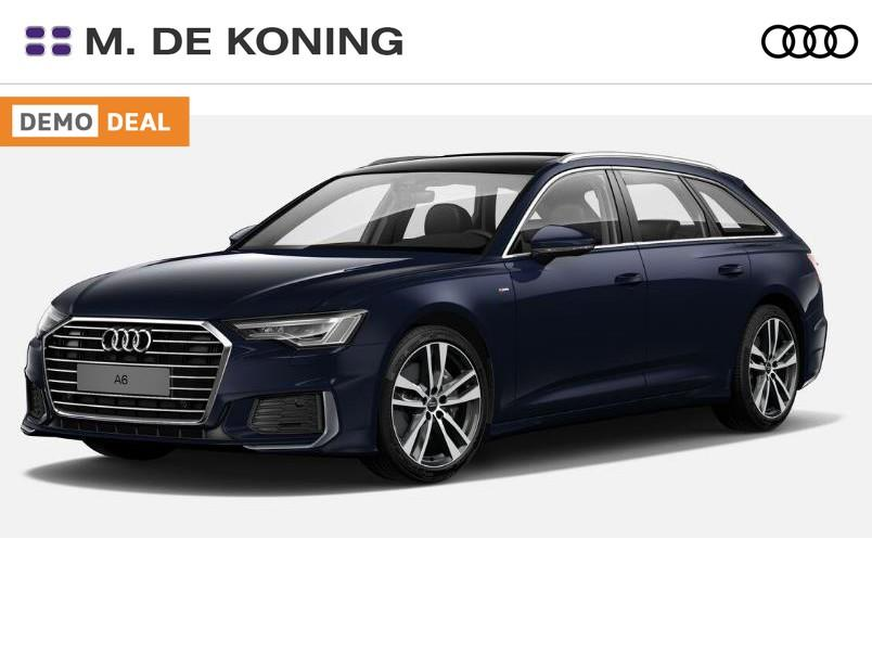 Audi A6 Avant 45 tfsi s-line edition 180kw / 245pk s-tronic