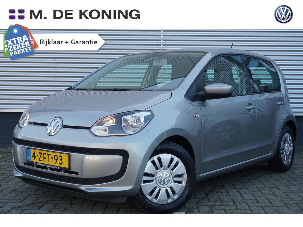 Volkswagen Up! 1.0/60pk move up executive · navigatie · airco