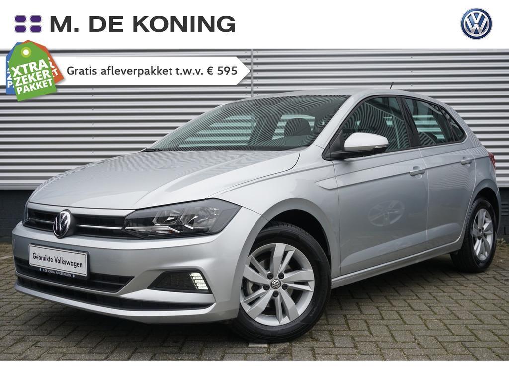 Volkswagen Polo 1.0tsi/96pk comfortline dsg · ad.cruise control · airco · 15'lm