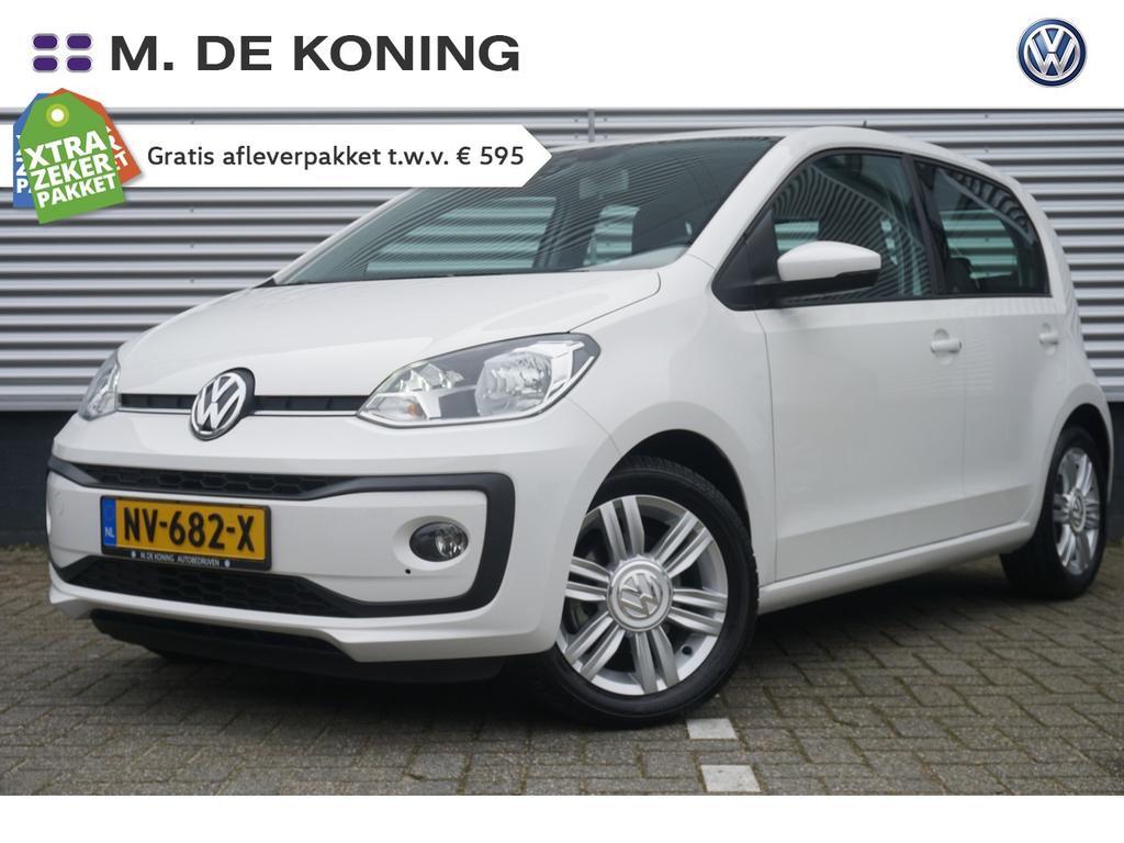 Volkswagen Up! 1.0bmt/60pk high up · parkeersensoren · airco · cruise control