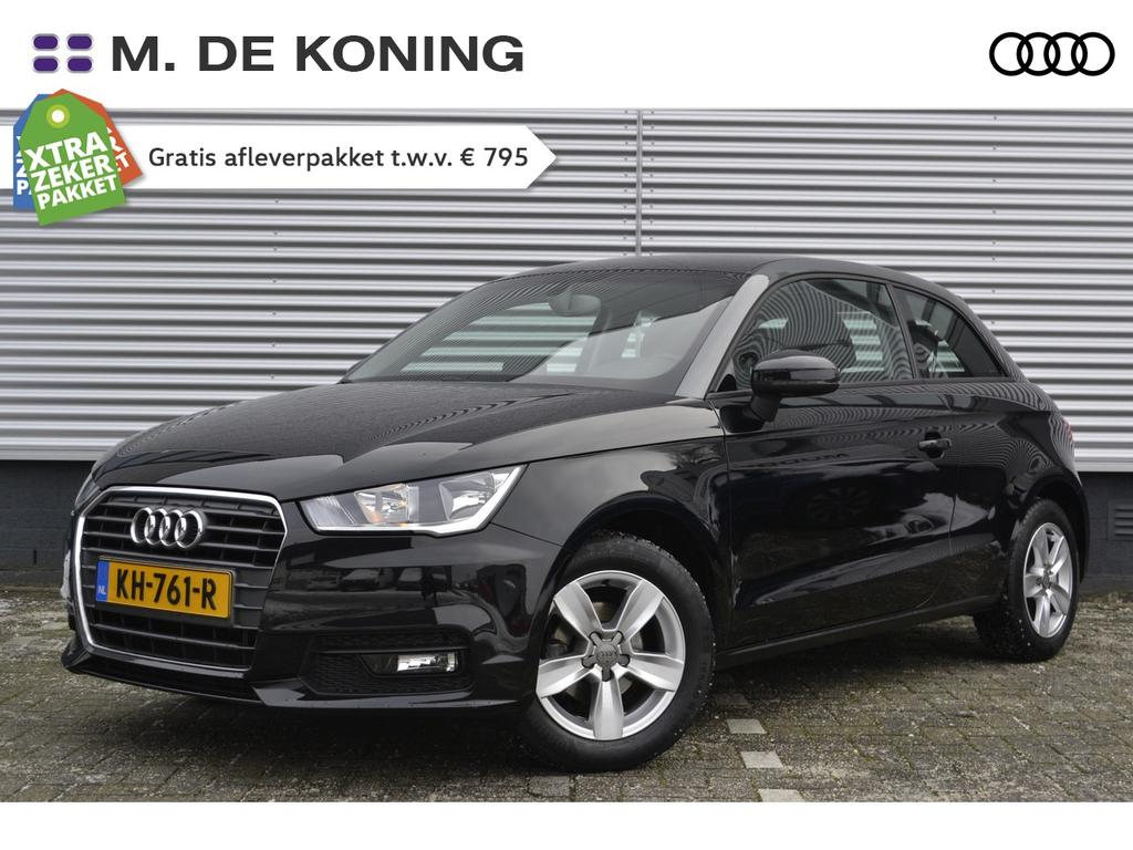 Audi A1 1.0tfsi/96pk pro line · navigatie · parkeersensoren · stoelverwarming