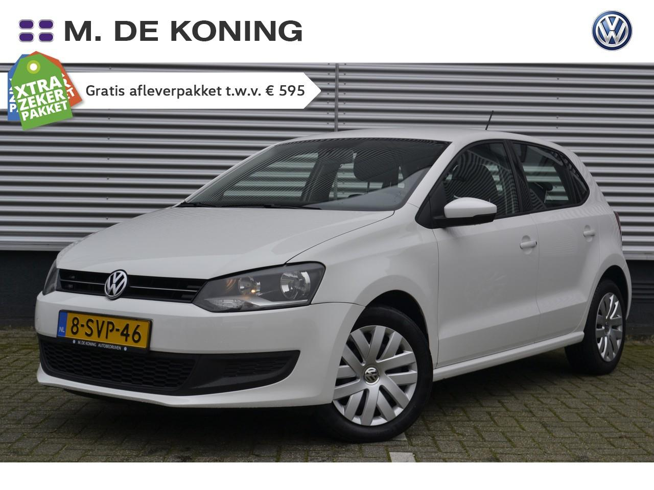 Volkswagen Polo 1.2tsi/90pk edition · airco · trekhaak