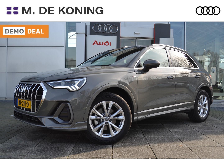 Audi Q3 35tfsi pro line s s-tronic