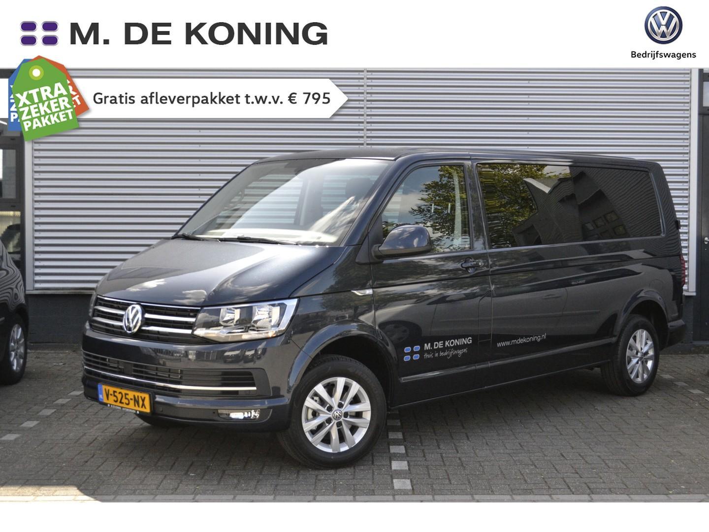 Volkswagen Transporter 2.0tdi 150pk dc highline l2