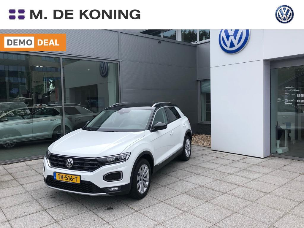 Volkswagen T-roc 1.5 tsi 150 pk 7-dsg sport