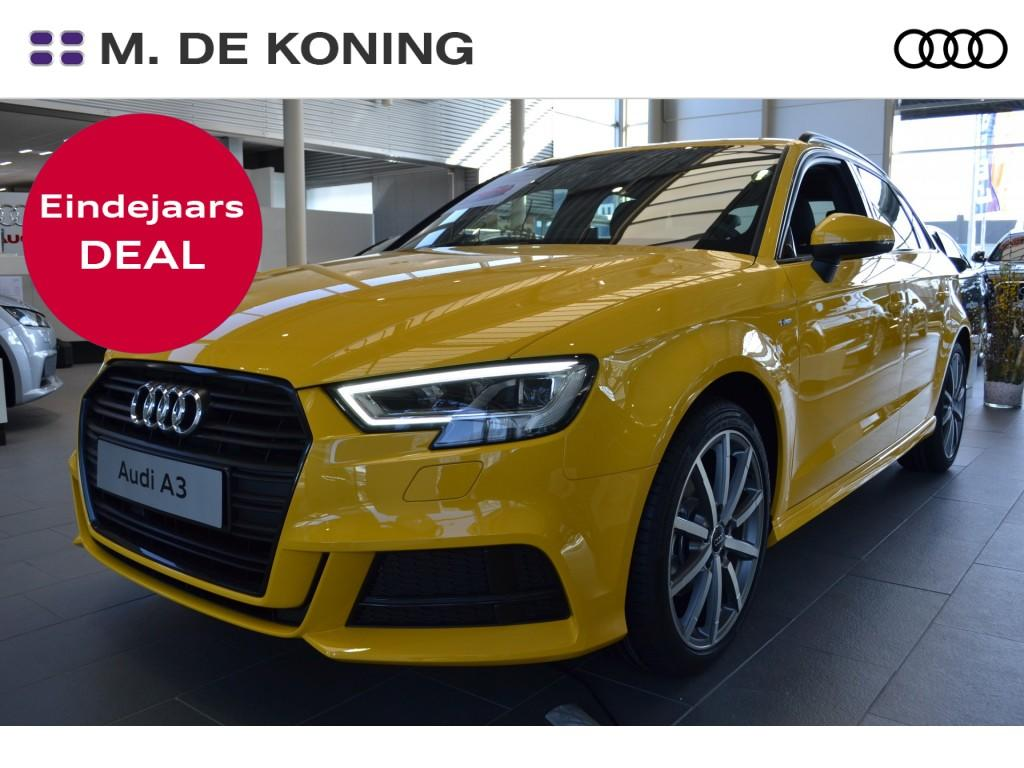 Audi A3 Sportback 1.4tfsi/150pk s-line edition s-tronic