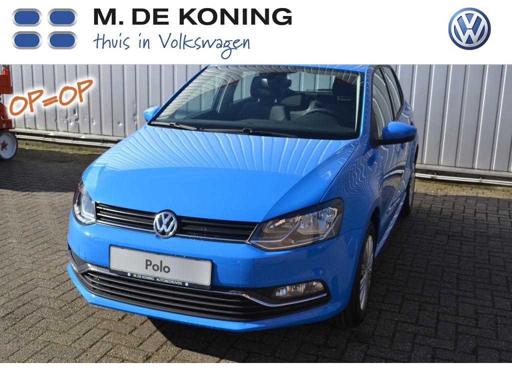 Volkswagen Polo 1.2 tsi comfortline executive pakket licht & zicht pakket