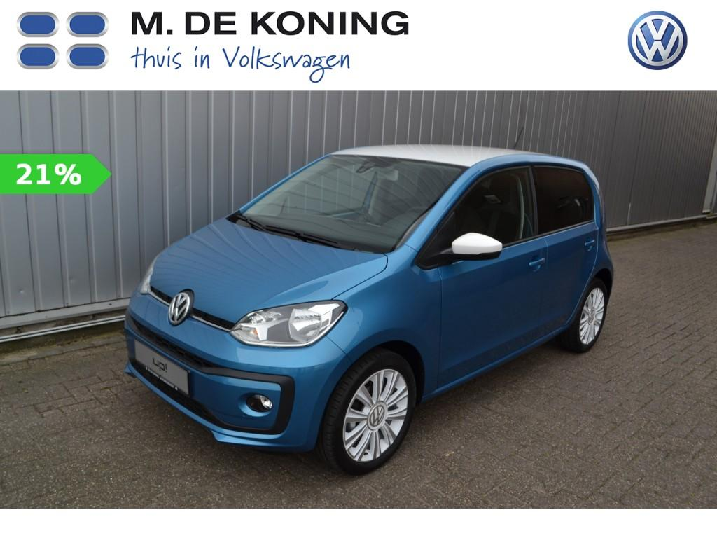 Volkswagen Up! 1.0 bmt high up! + drive pakket + sound pakket