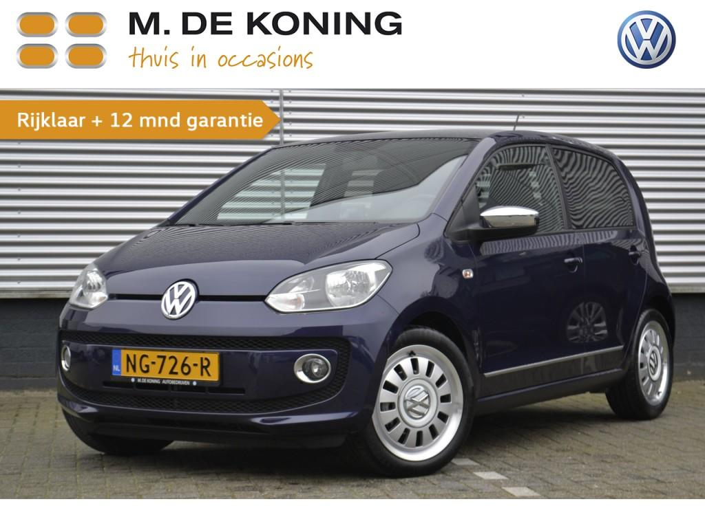 "Volkswagen Up! 1.0 75pk high up! executive navigatie, 16""lm, pdc"