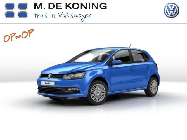 Volkswagen Polo 1.2 tsi comfortline + klein lederpakket + executive pakket