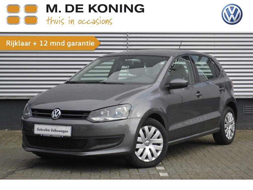 Volkswagen Polo 1.2 tsi edition 90pk 5d