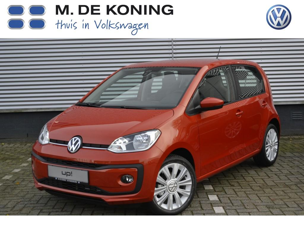 Volkswagen Up! High up! 1.0/60pk · airco · cruise control · parkeersensoren
