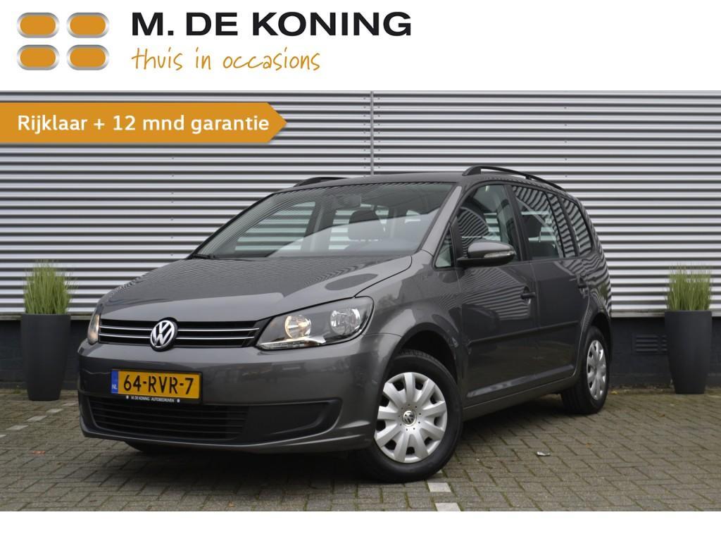 Volkswagen Touran 1.2 tsi airco, cruise controle, 1e eigenaar
