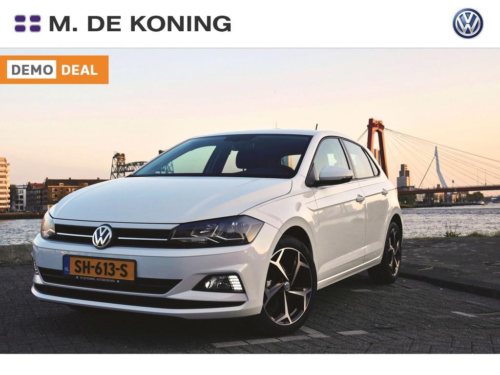 Volkswagen Polo 1.0tsi/95pk comfortline · achteruitrijcamera · 17''lm bonneville · navigatie .